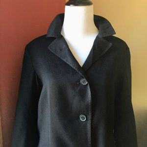 Jil Sander cashmere lightweight blazer jacket